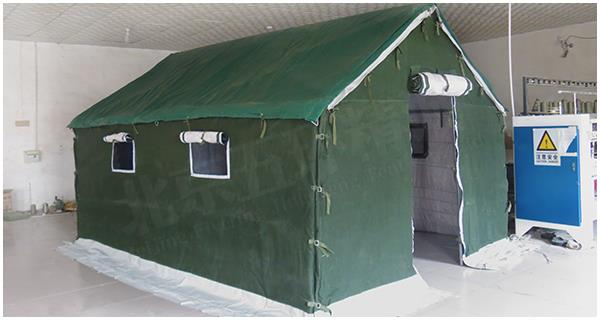 Choose the precautions in the tent