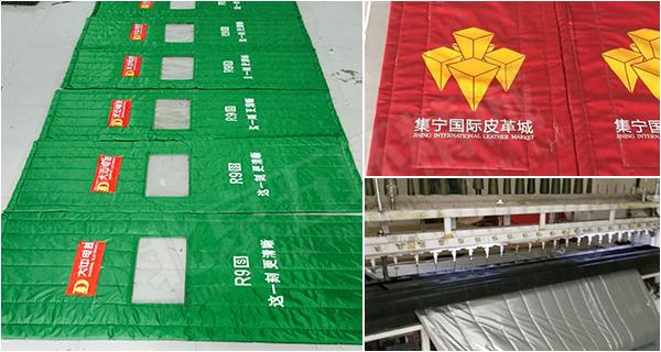 Manufacturer direct selling professional customized high quality cotton curtain